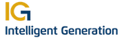 Intelligent Generation Logo